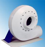 CBLOWER Kunststoffventilatoren der Serie VL4/VS125/-VL4/VS200/